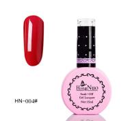 Nail Polish,Aritone Popular Beauty Nail Red Series Nail Art Polish 15ml