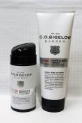 C.O. BIGELOW - Elixir White - Men's - Hair & Body Wash & Men's Deodorising Body Spray – Gift Set