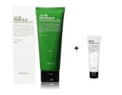 Benton Aloe Propolis Soothing Gel with 1(Travel Size Benton Honest Cleanser ) for Baby Tender Sensitive Skin & Troubled Skin