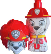 Paw Patrol Children's 3 In 1 Shampoo, Body Wash & Conditioner With Bath Pouffe