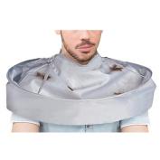 Hair Cutting Cape, Inkach Home Stylists Using DIY Hair Cutting Cloak Umbrella Cape for Barber Hair Cutting