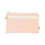 Wet + Dry Wallet - Waterproof Wet Bag with Dry Pocket - Travel, Nappies + Feeding On-the-Go