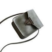 Aurorax Girls Women Retro Simple Bag Mini Crossbody Shoulder Bag
