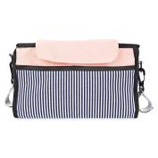 Convenient Child Cart Pram Large Storage Mother Bag Baby Nappy Nappy Bag