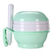 Jili Online Baby Food Mill Grinding Bowl Grinder Processor Multifunction Mash Prep Serving DIY Homemade