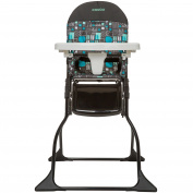 Cosco Simple Fold High Chair, Chalkboard
