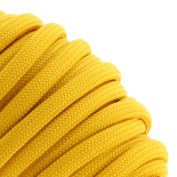 Air Force Gold 550 Type III Paracord 30m by Jig Pro Shop - Made in the USA