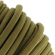 Coyote 550 Type III Paracord 30m by Jig Pro Shop - Made in the USA