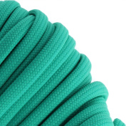 Teal 550 Type III Paracord 30m by Jig Pro Shop - Made in the USA