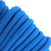 Blue 550 Type III Paracord 30m by Jig Pro Shop - Made in the USA