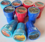 Disney Cars 3 Self-Inking Stamps / Stampers Party Favours