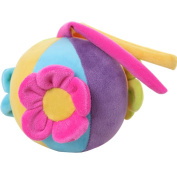 Creation Core Baby Early Educational Toys Ball Kids/Baby/Infant Colourful Hand Grasp Crawling Toys Rainbow Sound Ball