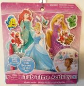 Disney Princess Tub Time Activity