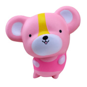 Cute Mouse LINGERY New Stress Reliever Scented Super Slow Rising Kids Toy Cute Decompression Toy Party Favour Gift