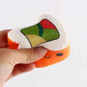 FANOUD Sushi Scented Squeeze Slow Rising Relieve Stress Toy Fun Cure Gift