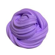 XUANOU Fluffy Floam Slime Scented Stress Relief No Borax Adult Toy Sludge Toy