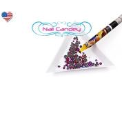 Resin Wax Rhinestone Picker Nail Art Tool Wax Dotting Pick Up Tool Pen Gems Crystals