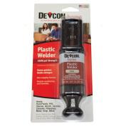 30ml Tube Plastic Welder Adhesive Wood PVC Concrete Fibreglass Vinyl Metal Final Bonding Cream for Auto Industrial Home
