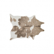 Union Rustic Duran Taupe/Champagne Area Rug