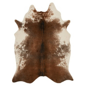 Union Rustic Summer Hand-Tufted Brown Area Rug
