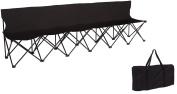 Trademark Innovations Portable Folding Sports Bench
