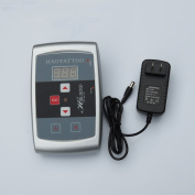 HoriKing Multi-function Crystal Power A B LCD Digital Hand Touch Tattoo Power Unit Used for Eyebrow Lips Tattoo Supply