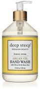 Deep Steep Argan Oil Liquid Hand Wash, 520ml