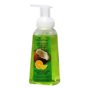 White Pearl Foaming Hand Wash With Citrus & Coconut