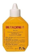 10x Betadine Povidone Iodine First Aid Solution Antiseptic Cuts Wounds 15 Cc. Amazing of Thailand by n & g