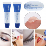 Baomabao 5PC Lip Repair Cream Permanent Makeup Supplies Eyebrow Ointment Aftercare