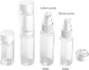 MiLi Pure Smart Skincare Bottle with Skin Care Moisture Analyzer Cap