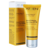 Natural Protection Face & Eyes SPF 30 (1.7 fl oz / 50 ml ) PROTECT By Atzen