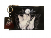 "David Gonzales Art make up bag Marilyn Monroe ""Scandalous"""