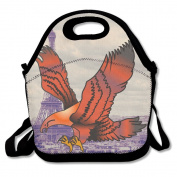 Tydo Lunch Bags Eagle Backpacks Picnic Bags Snack Bags For Teen Adult Kids Children