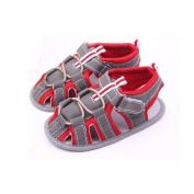 Sexyp Newborn Baby Infant Kid Boys Soft Anti-slip Shoes Sandals