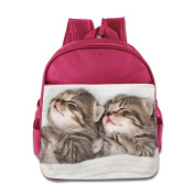 Baby Toddler Printed GOOD Cats Kid Backpack Cute For School