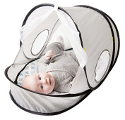 Baby Delight Comfy Canopy, Grey