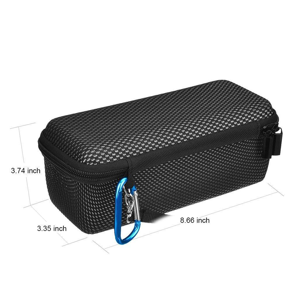 804d6af7b8bd ElementDigital Speaker Travel Case for Bose SoundLink Mini / Mini II  Bluetooth Speaker Carrying Case Cover Hard Protective Pouch Waterproof Box  Bag