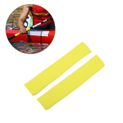 Kayak Paddle Grips - Non-Slip Soft Canoe Paddling Grips Protective Diving Fabric Paddling Grips for Efficient Paddling