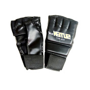 Handfly MMA Muay Thai Training Punching Bag Half Mitts Sparring Boxing Gym Gloves Half Finger Boxing Gloves