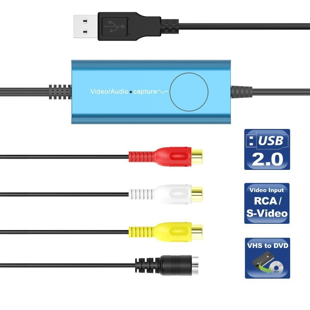 Usb To Rca Video Cable Electronics: Buy Online from Fishpond.com.au