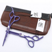 japan 15cm professional Hair Scissors set ,Cutting & Thinning scissors barber shears