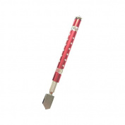 Tiptiper diamond tip Self-Lubricating Oil Feed Anti-slip Handle Glass Cutter Tool roller type