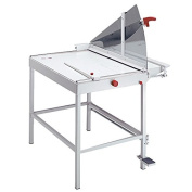 MBM Triumph Kutrimmer 1080 Professional Industrial Heavy Duty Steel Blade Large Format Floor Model Stack Guillotine Paper Trimmer, 80cm Cutting Length, 20 Sheet Capacity