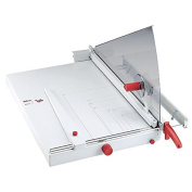 MBM Triumph Kutrimmer 1071 Professional Industrial Heavy Duty Steel Blade Tabletop Stack Guillotine Paper Trimmer, 70cm Cutting Length, 40 Sheet Capacity