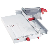 MBM Triumph Kutrimmer 1058 Professional Industrial Heavy Duty Steel Blade Tabletop Stack Guillotine Paper Trimmer, 60cm Cutting Length, 40 Sheet Capacity