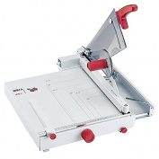 MBM Triumph Kutrimmer 1038 Professional Industrial Heavy Duty Steel Blade Tabletop Stack Guillotine Paper Trimmer, 38cm Cutting Length, 50 Sheet Capacity