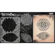 Tattoo Pro Stencils Series 2 - Lace