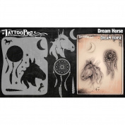 Tattoo Pro Stencils Series 3 - Dream Horse