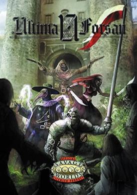 Savage Worlds RPG: Ultima Forsan
